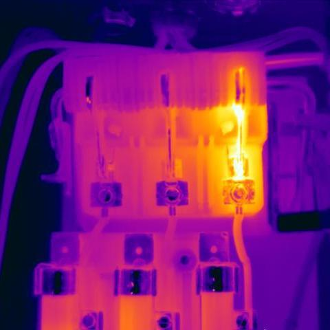 Infrared Electrical Inspection