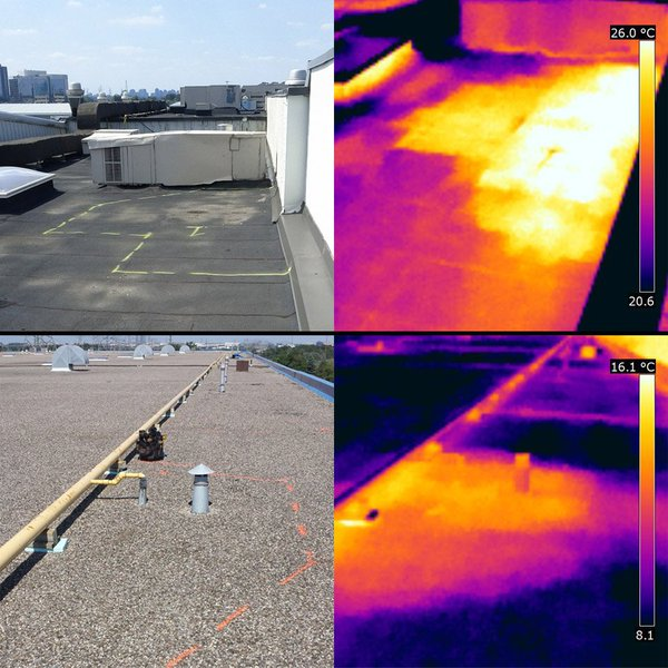 Infrared Roof Inspection