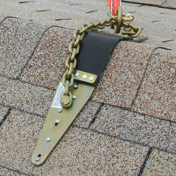 Roof Anchor Inspection